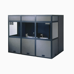 Interpreter Full-Size Sound Booth small